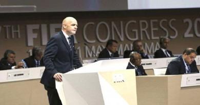 حزمة إجراءات صارمة ضد العنصرية في كأس القارات
