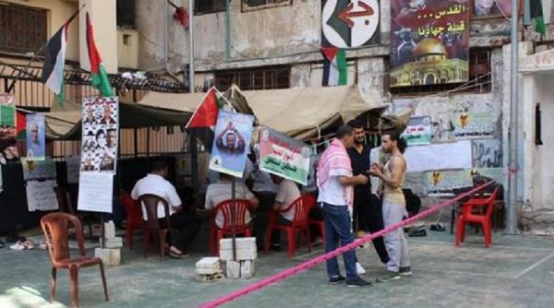 مخيم شاتيلا للاجئين في لبنان.. مرآة لليأس والحياة القاسية