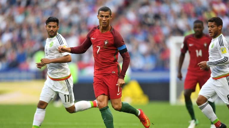 البرتغال والمكسيك