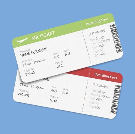 تعرف على تقنية جديدة ستلغي بطاقات الصعود للطائرة