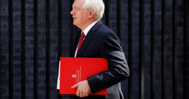 """وزير بريطاني """"على ثقة"""" بإمكانية التوصل لاتفاق جيد للخروج من الاتحاد الأوروبي"""