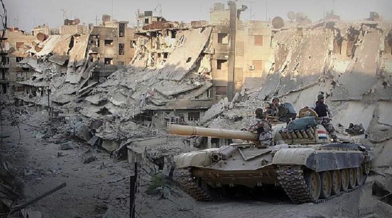 الاتفاق على تحديد مناطق تخفيف التصعيد في سوريا مازالت مستمرة