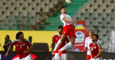 ملخص مباراة مصر وتونس
