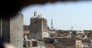القوات العراقية تسيطر على جامع النوري الكبير بالموصل