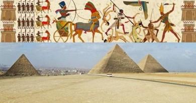 دراسة : المصريون الحاليون أفارقة والفراعنة من بلاد الشام