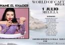 """حنان الخضر تطل على الجمهور خلال عرض الأزياء العالمي""""World of caftan"""""""