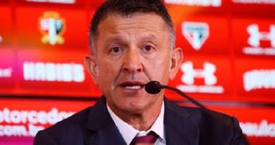 مدرب المكسيك يتحدث عن الفرصة الاستثنائية في مباراة أمريكا
