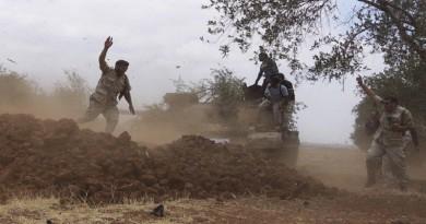"""""""داعش"""" يفاوض """"سوريا الديمقراطية"""" لتأمين خروجه من الرقة"""