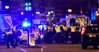 """صحيفة: منفذو هجمات لندن هتفوا """"في سبيل الله!"""""""