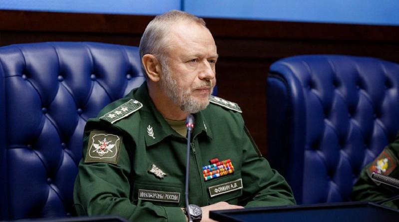 موسكو مستعدة لتشكيل تحالف شامل ضد الإرهاب