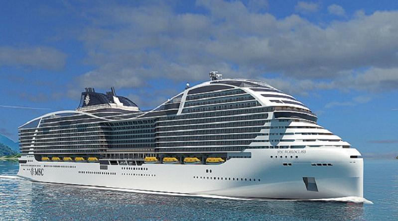 أكبر سفينة ركاب سياحية في العالم