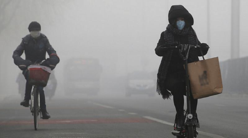 70% من الشركات الصينية تنتهك لوائح تلوث الهواء