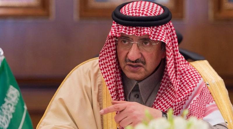 مسؤول سعودي ينفي أنباء تحديد إقامة ولي العهد السابق في القصر