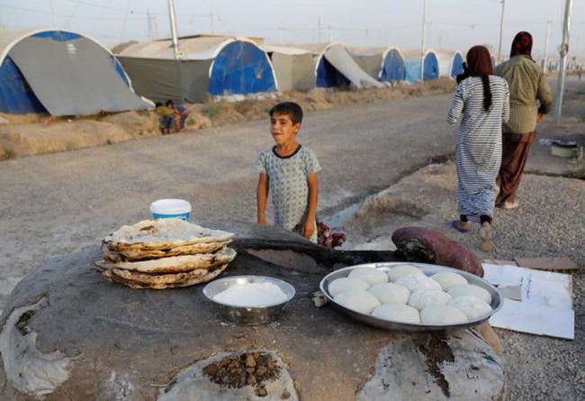 سكان الموصل القديمة في رمضان .. جوع وخوف في ظل داعش