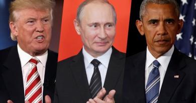 """""""واشنطن بوست"""": سي آي إيه أبلغت """"أوباما"""" أن """"بوتين"""" يريد مساعدة """"ترامب"""""""