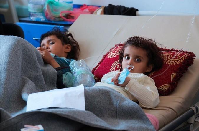 """""""اليونيسف"""": كارثة تهدد أطفال اليمن"""