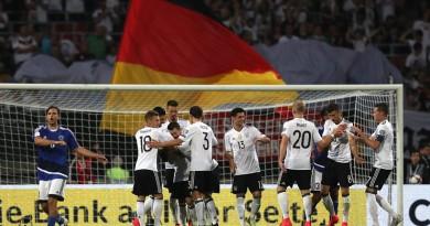 ألمانيا تدك شباك سان مارينو بساعية في تصفيات المونديال