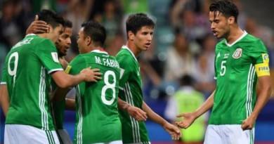 بالفيديو والصور: المكسيك تحقق فوز صعب على نيوزيلندا في كأس القارات
