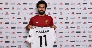 بالصور: ليفربول يتعاقد مع محمد صلاح رسميًا