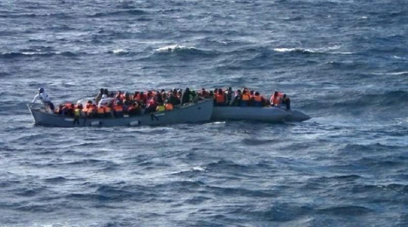 إنقاذ 716 مهاجرا في البحر المتوسط