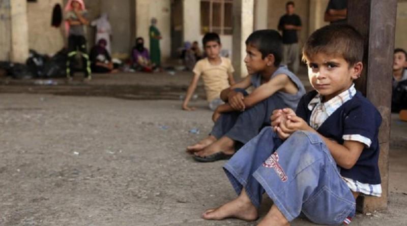 اليونيسف: 5 ملايين طفل عراقي بحاجة لمساعدات عاجلة