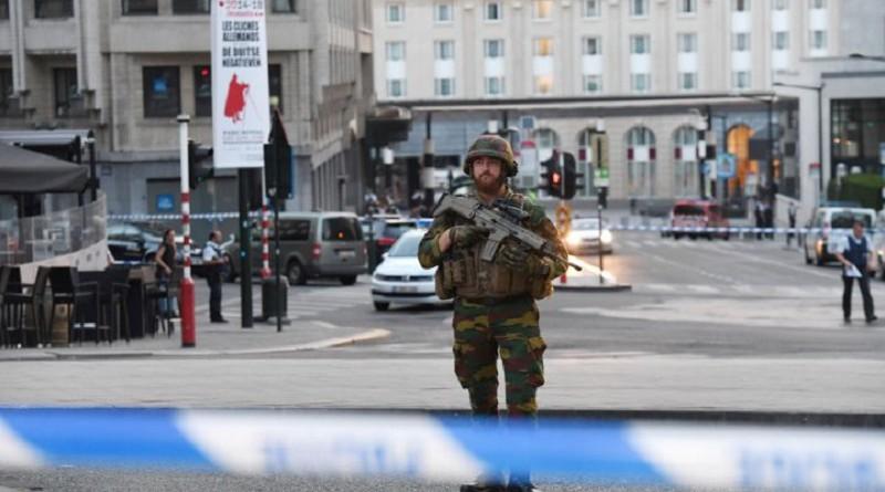 السلطات البلجيكية تتعرف على هوية منفذ هجوم بروكسل