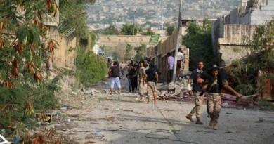 مصرع 6 في انفجار قنبلة بسوق في شمال اليمن