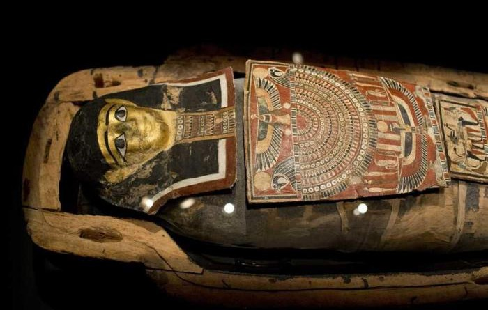 اكتشاف مومياء مصرية عمرها 3000 سنة في إسرائيل