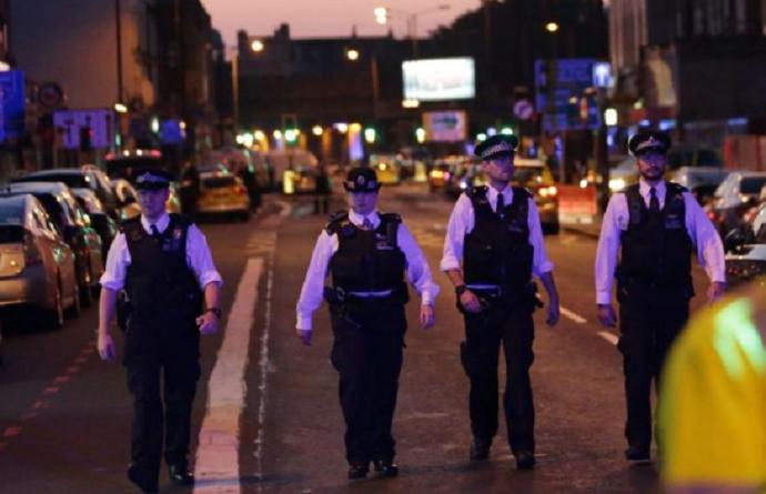 الشرطة البريطانية: جميع ضحايا هجوم مسجد فينسبري مسلمون