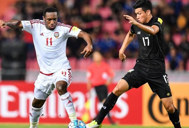 الإمارات تخطف تعادل قاتل أمام تايلاند.. والعراق تتعادل مع اليابان