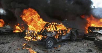 20 قتيلاً بتفجير انتحاري في كربلاء وداعش يتبنى