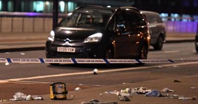 الشرطة البريطانية تعلن اسم المنفذ الثالث لهجوم جسر لندن