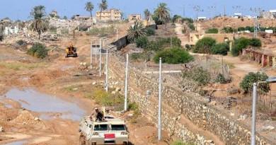 داخلية غزة: لن نسمح بتهديد الأمن القومي لمصر وفلسطين