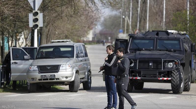 """روسيا """"تحبط"""" مخططا إرهابيا في سان بطرسبرج"""