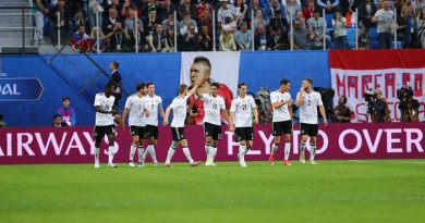 ألمانيا وتشيلي