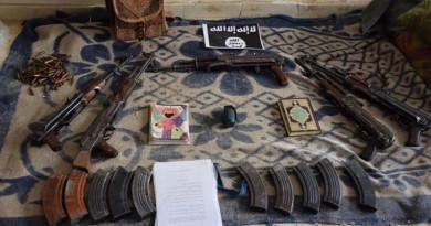 الداخلية: مقتل 6 إرهابيين في تبادل لإطلاق النار بأسيوط