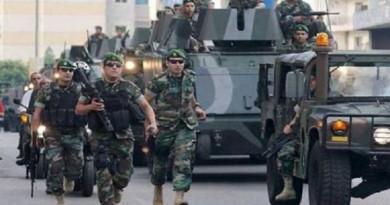 """لبنان يفكك شبكة تجنيد مقاتلين لصالح """"داعش"""" ويوقف أعضاءها"""