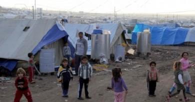 اللاجئون السوريون في لبنان معاناة فوق الأرض وتحتها