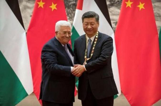 """الرئيس الصيني يتعهد ببذل جهود """"دؤوبة"""" لتحقيق السلام في الشرق الأوسط"""