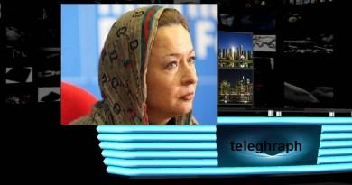 """السينمائية والمسرحية آزيتا حاجيان ل""""التلغراف"""""""