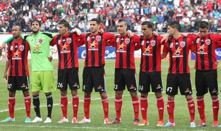 بالفيديو: اتحاد العاصمة يتأهل لربع نهائي دوري الأبطال