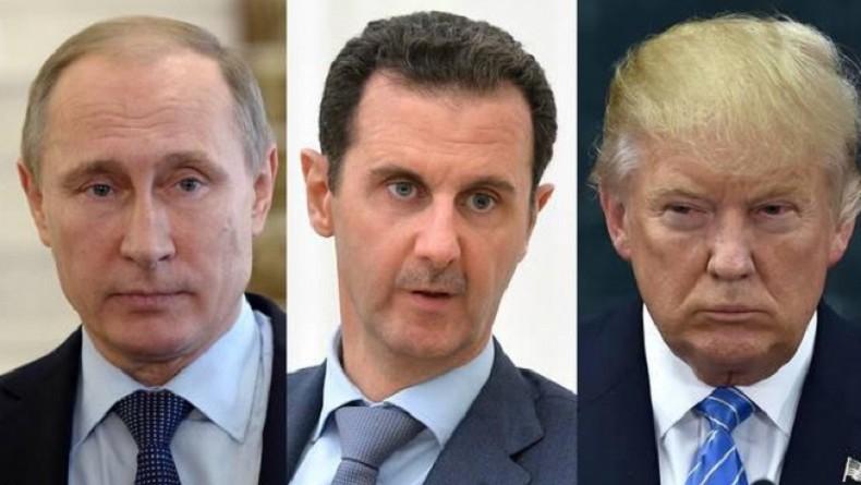 """واشنطن توافق على بقاء الأسد ورحيل """"داعش"""""""