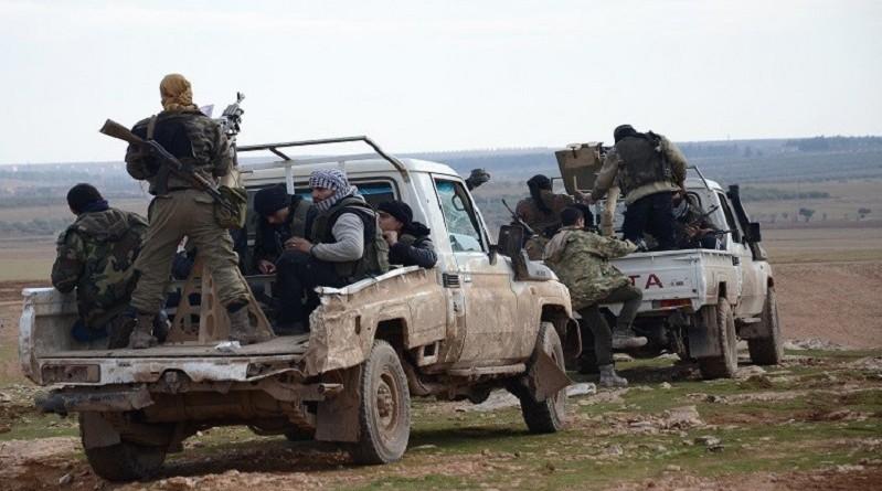 صحيفة: 20 ألف جندي من الجيش الحر سيشاركون في عملية تركية شمال سوريا