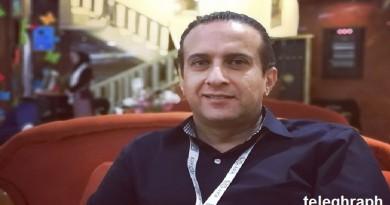 """التلغراف تحاور المخرج الدكتور """"مصطفى الشوكي"""""""