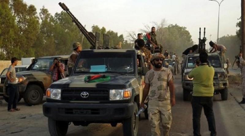 الجيش الليبي يعلن تطهير بنغازي من المتطرفين