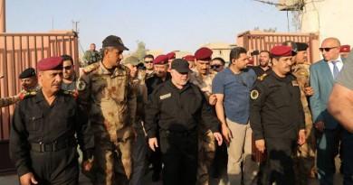 العبادي يعلن تحرير الموصل بالكامل