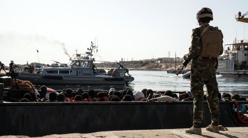 متحدث ليبي: أعداد المهاجرين عبر المتوسط ستحطم في العام الجاري ما قبلها!