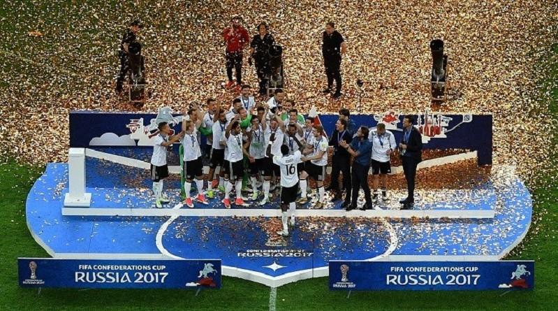المنتخب الألماني يبدأ إجازته دون الاحتفال بلقب القارات