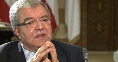 وزير الداخلية اللبناني: احتياطات أمنية لإحباط أي مخطط إرهابي محتمل