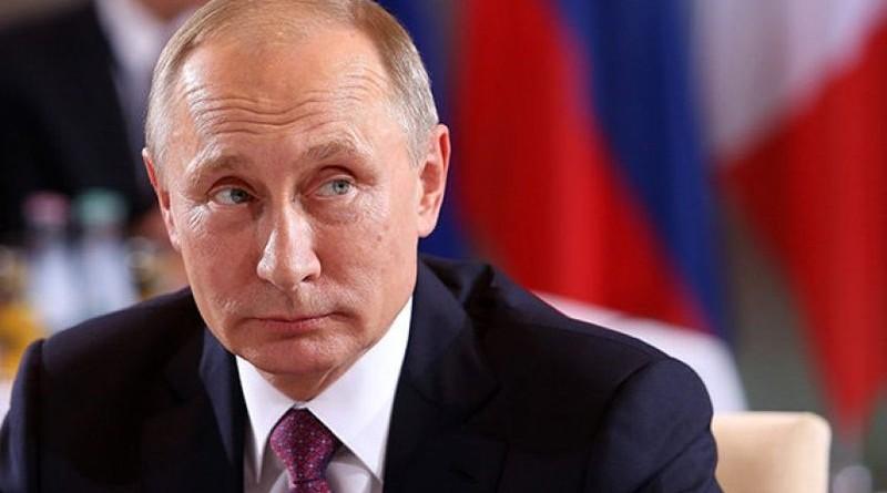 Putin Says U.S. Must Cut 755 Russia Staff in Sanctions Reprisal